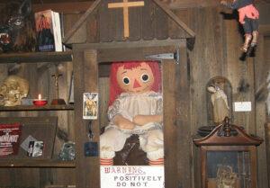 Проклятые куклы: Роберт и Аннабель