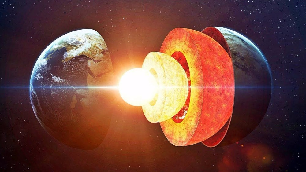 Ученые: земного ядра не существует
