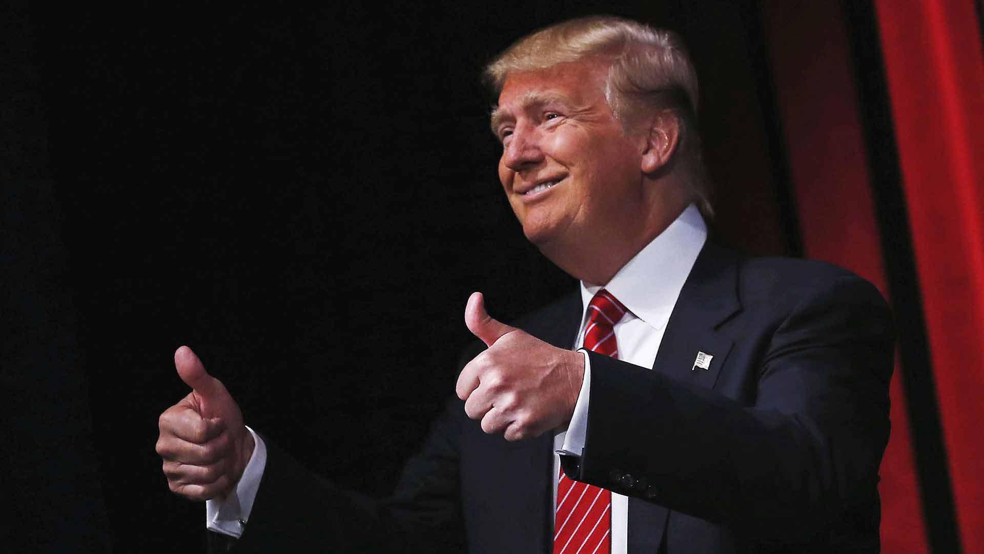 Дональда Трампа выдвинули на Нобелевскую премию