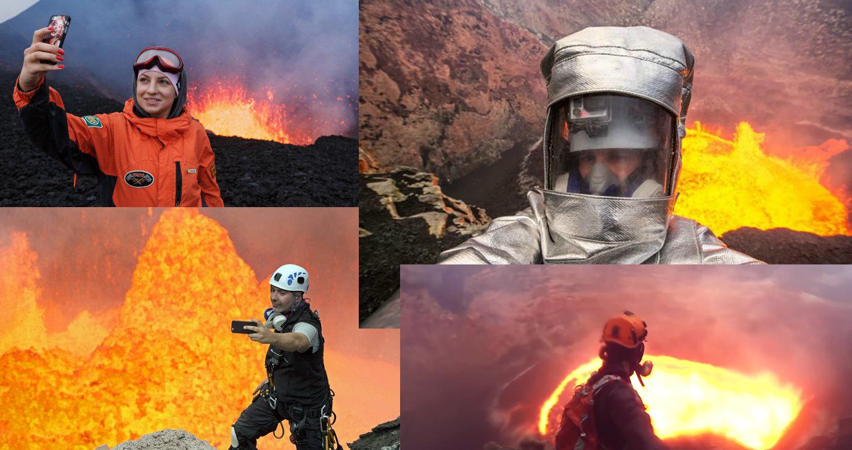 Год тюрьмы или штраф в 5 тысяч долларов: на Гавайях запретили селфи с вулканом