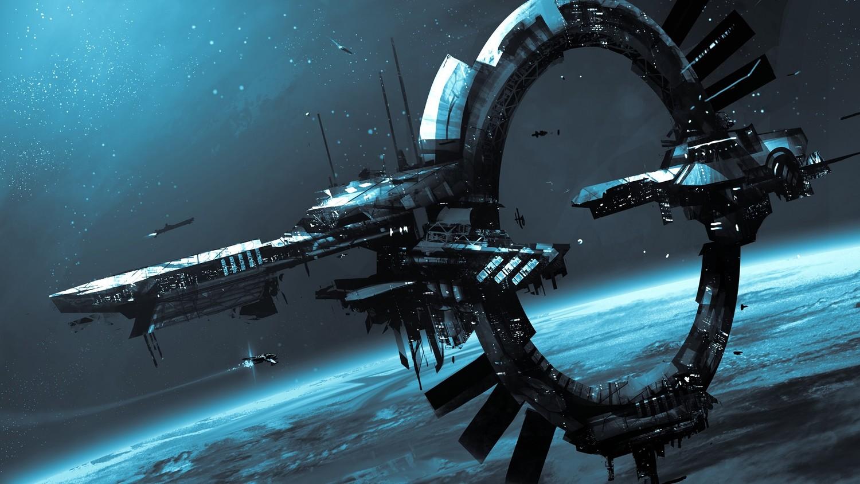 Астрономы засекли в космосе огромную станцию инопланетян