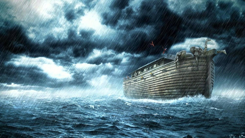 Чиченский историк случайно обнаружил окаменевший Ноев ковчег
