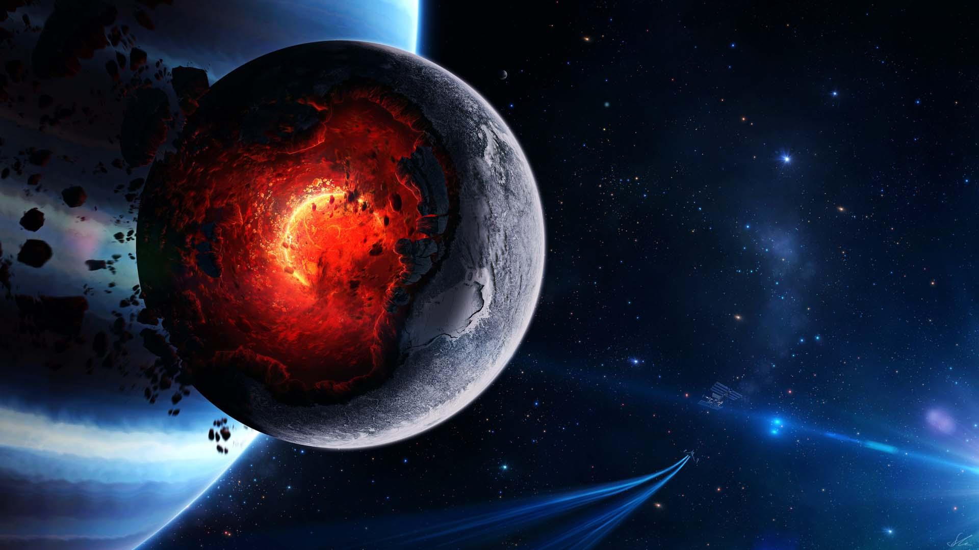 Конспирологи: спасаясь от Нибиру сильные мира сего готовятся к заселению Марса