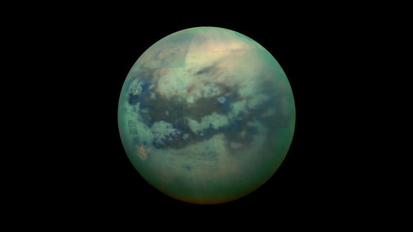 Ученые обнаружили на Титане загадочный остров