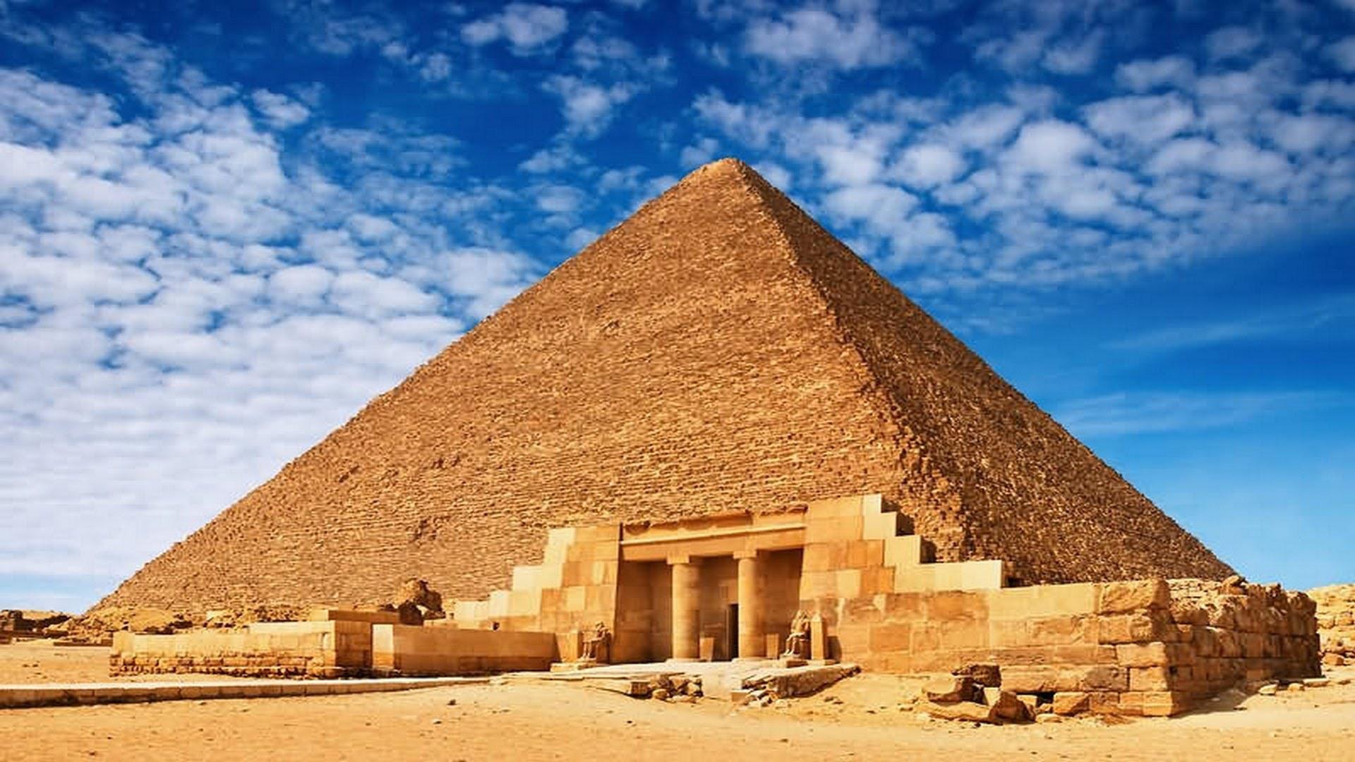 Ученые: пирамида Хеопса собирает и накапливает радиосигналы