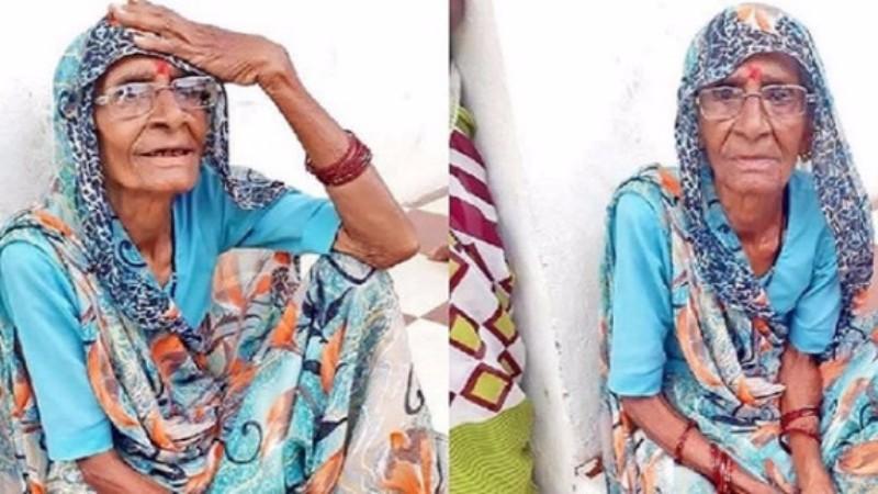 75-летняя жительница Индии уже 60 лет пьет только чай и ест один банан в неделю