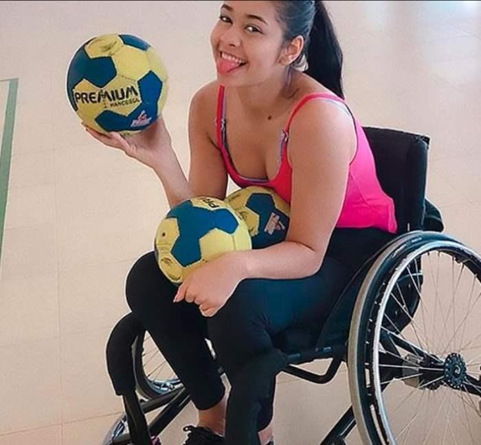 Пирсинг в носу довел девушку из Бразилии до инвалидной коляски