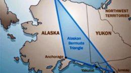 Бермудский треугольник на Аляске