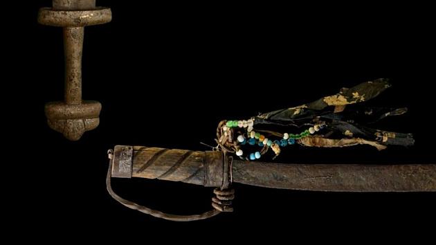 Археологи нашли меч Ивана Грозного