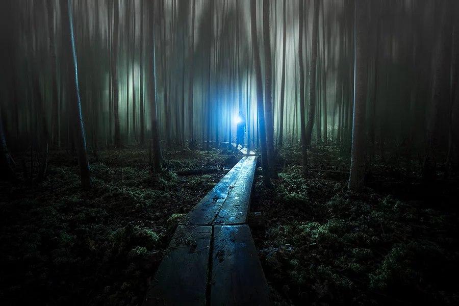«Ведьмин час», что делают с вами потусторонние силы, если вы просыпаетесь в 4 часа утра