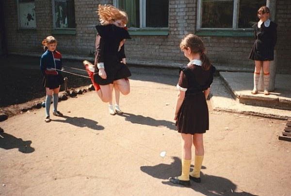 Необычная игра подростков СССР, которой завидуют даже современные дети