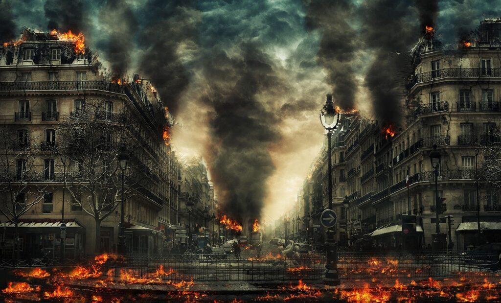 10 жутких сценариев конца света которыми пугали предсказатели