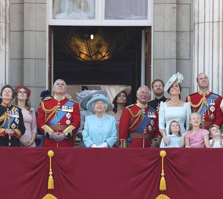 Странные правила королевской семьи которые Великобритания стараются не афишировать
