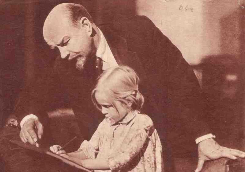 Тайные дети Ленина: сколько их было и что с ними стало