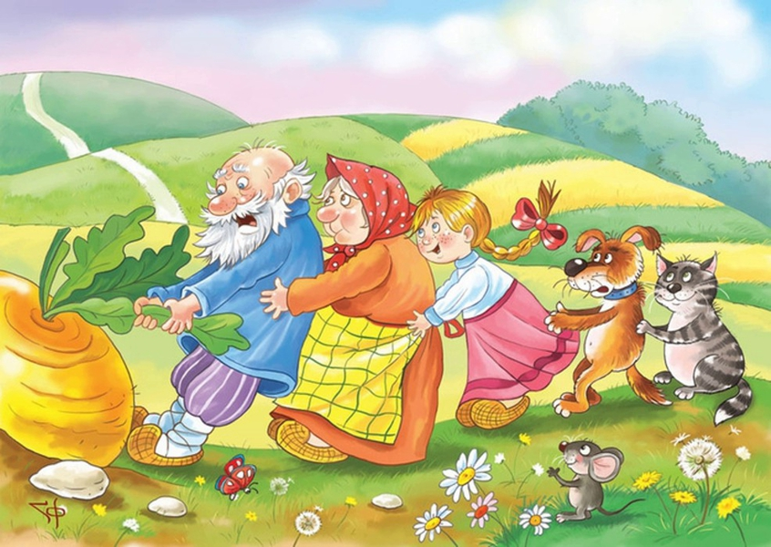 Почему детям лучше никогда не рассказывать смысл русских народных сказок