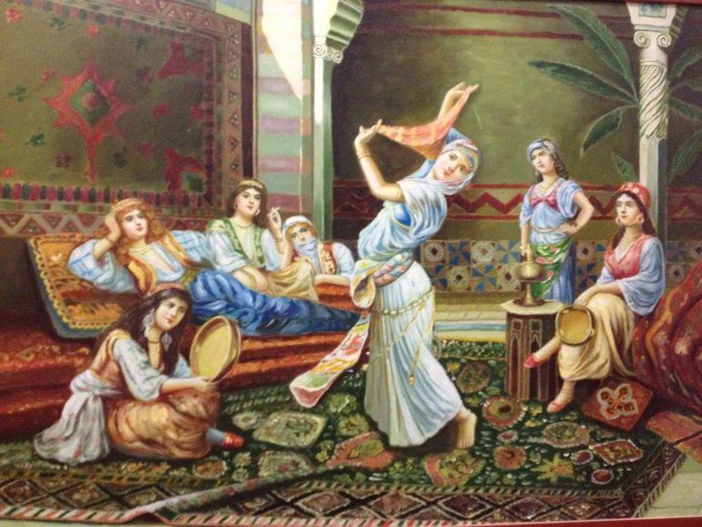 Самое страшное наказание: что делали с женщинами в гареме