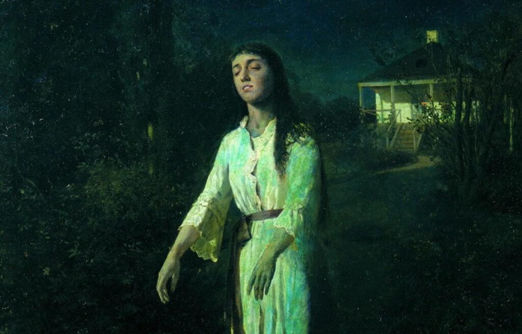Мистика картины Крамского «Русалки»: что происходило с людьми возле нее