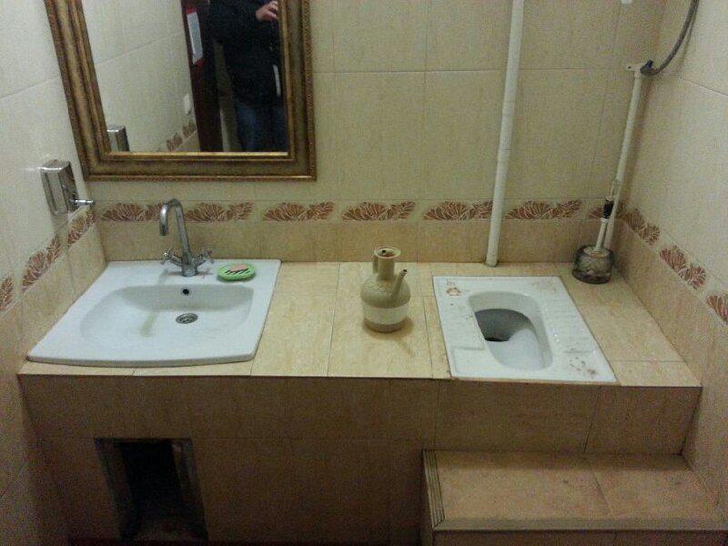 Особенности исламского туалетного этикета, о которых вы и не догадывались