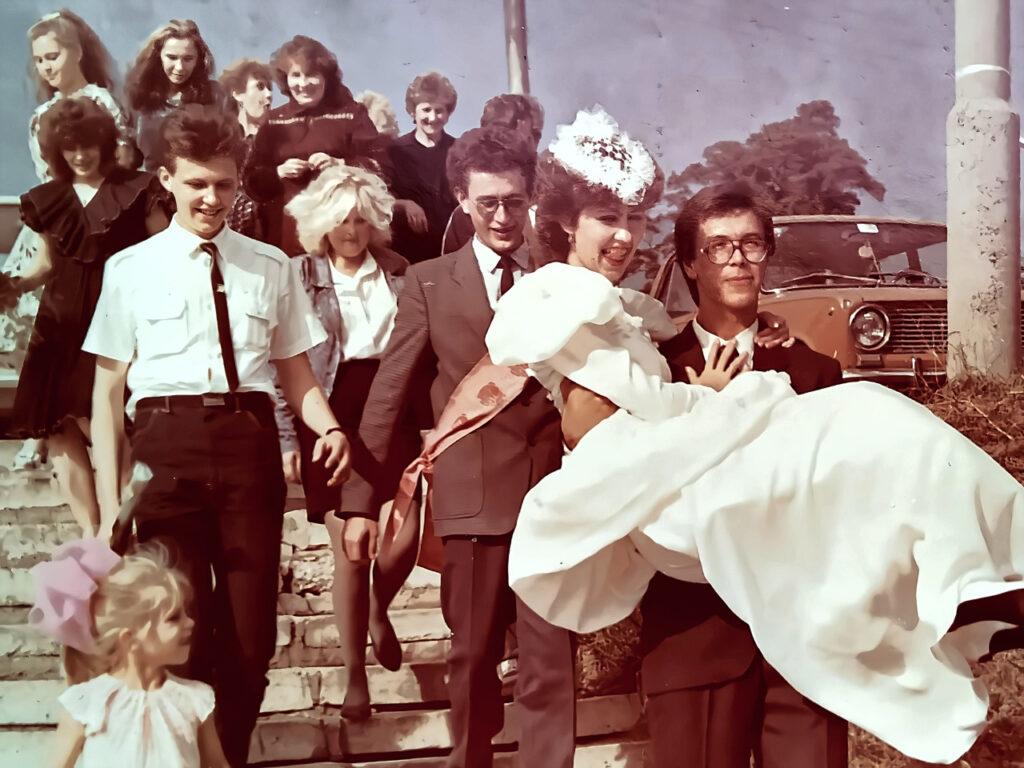 Что на самом деле происходило на свадьбах в СССР